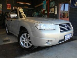 2006 Subaru Forester MY06 XS Luxury Champagne 5 Speed Manual Wagon Fremantle Fremantle Area Preview