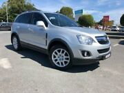 2012 Holden Captiva CG Series II 5 Silver 6 Speed Sports Automatic Wagon Bundall Gold Coast City Preview