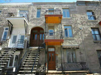 2 Bedroom and Den near Atwater Market in St.Henri