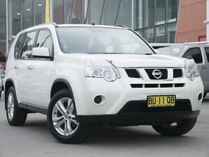 2013 Nissan X-Trail T31 Series V ST 2WD White 1 Speed Constant Variable Wagon Pearce Woden Valley Preview