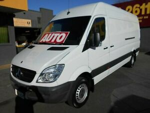 2012 Mercedes-Benz Sprinter 419 CDI LWB HIGH ROOF White Automatic Van West Hindmarsh Charles Sturt Area Preview
