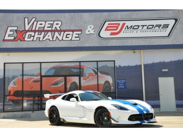 Imagen 1 de Dodge Viper  white