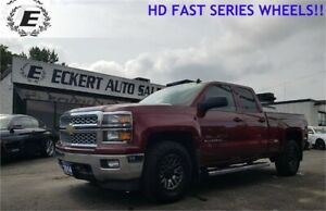2014 Chevrolet Silverado 1500 LT WITH HD FAST SERIES WHEELS