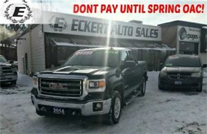 2014 GMC Sierra SLE Z71 4X4  WITH REVERSE CAMERA/TONNEAU COVER