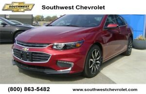 2017 Chevrolet Malibu LT, Leather, Sunroof