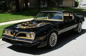 Looking to buy a FIREBIRD TRANS AM in need of repair or drive tr