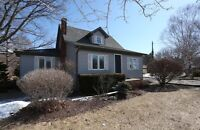 1 1/2 Storey Country Home with 1200ft shop!!