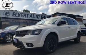 2016 Dodge Journey SXT WITH 3RD ROW SEATING & NEW TIRES!!
