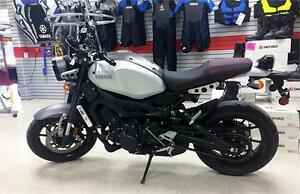 2016 Yamaha XSR900 - Demo bike in excellent condition!
