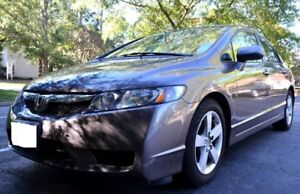 2010 Honda Civic LXS CERTIFIED AND ETESTED !