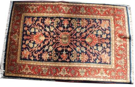 Stunning Heriz Handmade Authentic Persian Rug Hand Knotted Rug Hornsby Hornsby Area Preview