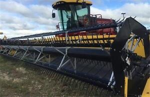 2010 NEW HOLLAND H8040 SWATHER