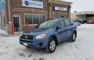 2010 Toyota RAV4. 4WD!!!ACCIDENT FREE! ONE OWNER!!