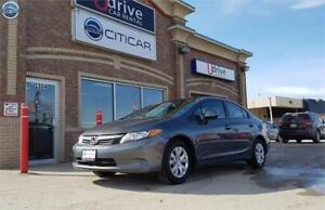 2012 HONDA CIVIC LX,*ONE OWNER*BLUETOOTH* *BLOW OUT SALE*