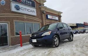 2007 HONDA CR-V LX. 4WD! LOW KM!! ONE OWNER!!!