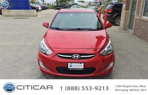 2015 Hyundai Accent SE.CERTIFIED! CLEAN TITLE! LOCAL TRADE! LOW!