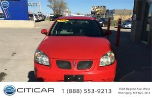 2008 Pontiac G5 SE w/1SB. ACCIDENT FREE! CERTIFIED! LOW KM!!!