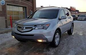 2008 ACURA MDX Tech PKG! SH-AWD! POWER TRUNK! TOW PKG! LOW KM!!