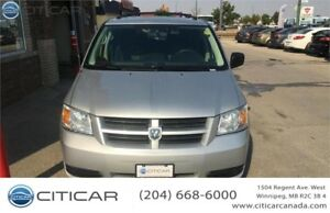 2009 DODGE GRAND CARAVAN SE.ACCIDENT FREE!STOWNGO!LOCAL VEHICLE!