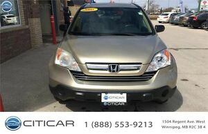 2008 HONDA CR-V EX. 4WD!! SUN ROOF! BRAND NEW ALL SEASON TIRES!