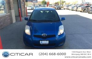 2009 Toyota Yaris LE.CERTIFIED! POWER LOCKS! CRUISE AND MORE!