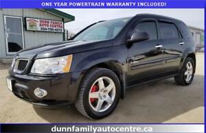 2008 Pontiac Torrent GXP Model!