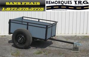 Remorque Pour VTT Hors Route