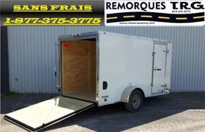 Remorque pour side by side (cote a cote)