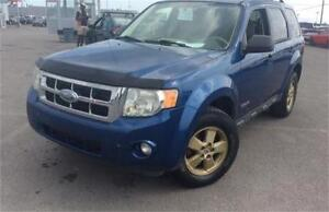 Ford Escape XLT AWD 2.3L 2008