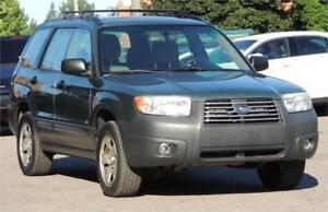 2007 Subaru Forester X