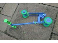My first scooter for kids