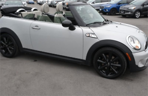 2013 MINI  Cooper S, CONVERTIBLE, NAVIGATION
