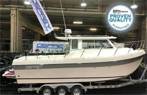 28ft Osprey Pilothouse 28 Long Cabin