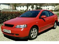 Bargain Astra Coupe 16v 1.8 Bertone edition