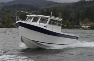 26ft Osprey Pilothouse 26 Long Cabin
