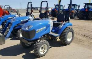 NEW 2015 Boomer 24 Compact Tractor