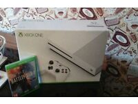 brand new xbox 1s 1tb with game