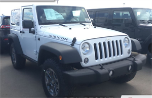 2016 JEEP WRANGLER RUBICON LIMITED YOUR NEW CONVERTIBLE !!