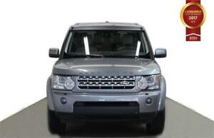 2012 Land Rover LR4, Luxury