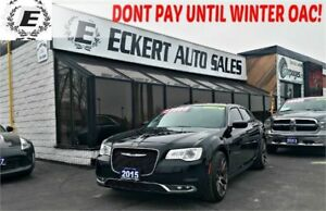 2015 Chrysler 300 Limited WITH LEATHER / NAV / SUNROOF