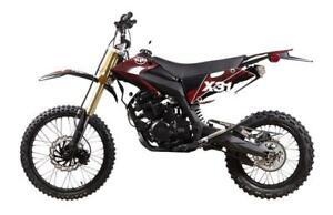 SALE T4B X31 250cc Dirt Bike Off Road Motocross Motorcycle 19/16