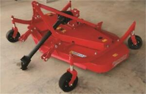 Mahindra Finishing Mower