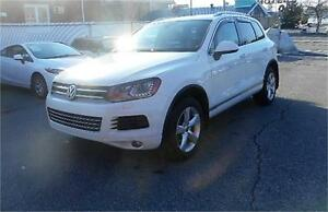VOLKSWAGEN TOUAREG HIGHLINE 2012( NAVIGATION, BLUETOOTH )