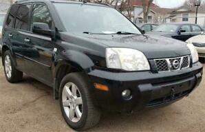2006 Nissan X-Trail Bonavista 4x4 ONE OWNER (Clean Carproof)