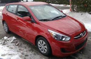 2016 Hyundai Accent GL AUTOMATIQUE 8500 $