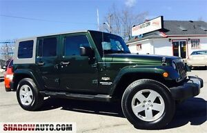 2010 Jeep Wrangler Unlimited Sahara, tj, suv, truck, trucks,
