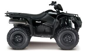 SUZUKI KINGQUAD 500AXi Power Steering 2018