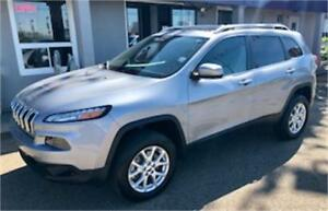 2014 Jeep Cherokee North V6 4X4 LOADED