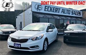 2014 Kia Forte LX WITH BLUETOOTH