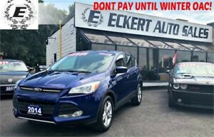 2014 Ford Escape SE WITH REVERSE CAMERA / BLUETOOTH